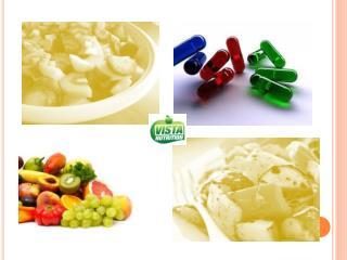 Vista Nutrition Vitamin B6