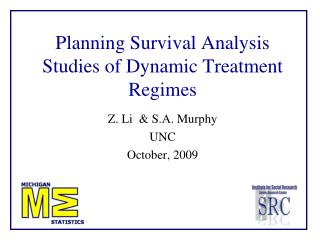 Planning Survival Analysis Studies of Dynamic Treatment Regimes