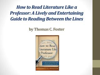 how to read like a professor chapter 1