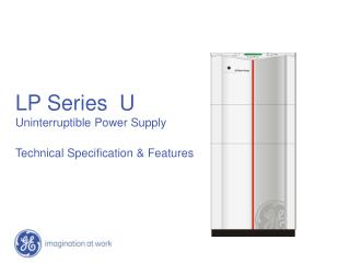 LP Series  U Uninterruptible Power Supply Technical Specification & Features
