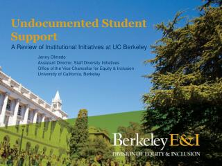 Undocumented Student Support