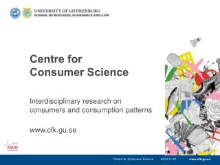Centre for  Consumer Science
