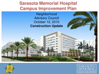 Sarasota Memorial Hospital Campus Improvement Plan