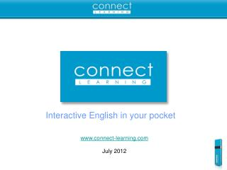 Interactive English in your pocket