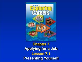 Chapter 7 Applying for a Job