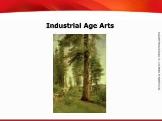 Industrial Age Arts