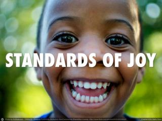 How do you define Joyful Learning?