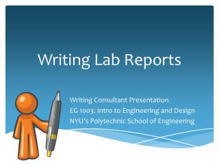 written report Get the most reliable and timely lab report help writing quality lab reports can be quite challenging, especially given the level of skill and knowledge required.