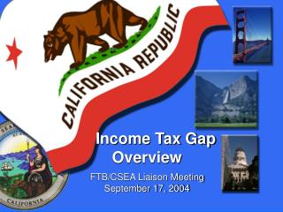Income Tax Gap  Overview