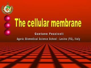 The cellular membrane