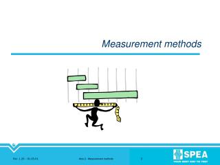 Measurement methods