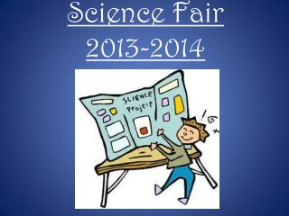 Science Fair 2013-2014
