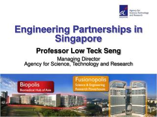 Transformation of Singapore's Economy
