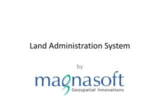 Land Administration System