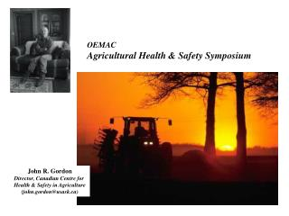 OEMAC Agricultural Health & Safety Symposium