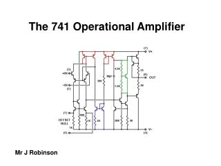 The 741 Operational Amplifier