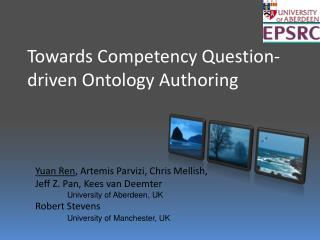 Towards Competency Question-driven Ontology  Authoring