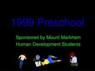1999 Preschool