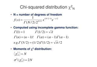 Chi-squared distribution   2 N