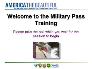 Welcome to the Military Pass Training