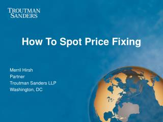 How To Spot Price Fixing