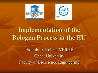 Implementation of the Bologna Process in the EU