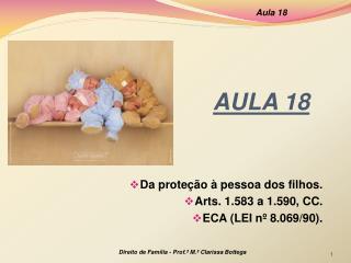 AULA 18