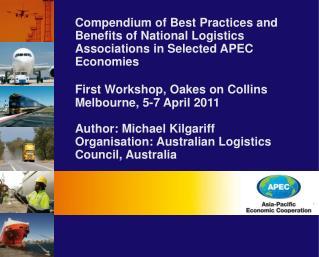 Melbourne Workshop, 5-6 April 2011 No. 2