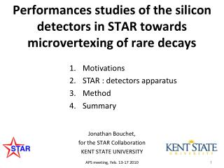 Performances studies of the silicon detectors in STAR towards microvertexing of rare decays