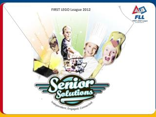FIRST LEGO League 2012