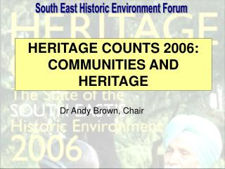 South East Historic Environment Forum