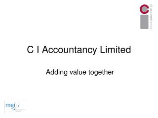 C I Accountancy Limited
