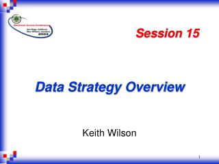 Data Strategy Overview