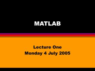 getting started with matlab rudra pratap pdf