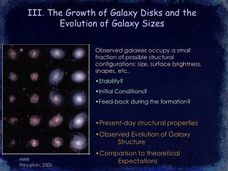 III. The Growth of Galaxy Disks and the Evolution of Galaxy Sizes