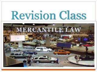 Revision Class