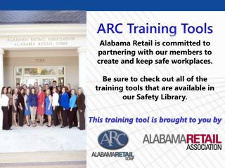 ARC Training Tools