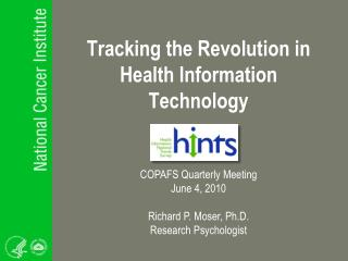 Tracking the Revolution in Health Information Technology