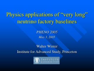 "Physics applications of ""very long""  neutrino factory baselines"