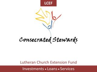 Consecrated Stewards