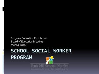 School Social Worker Program