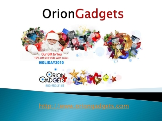 ORION GADGETS