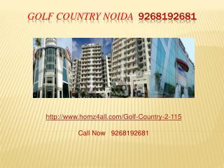 Golf Country Noida