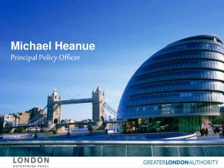 Michael Heanue   Principal Policy Officer