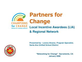Partners for Change