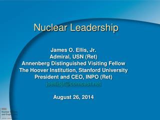Nuclear Leadership