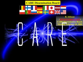 CARE Dissemination Board