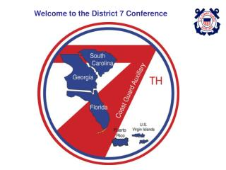 Welcome to the District 7 Conference
