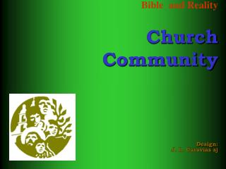 Bible  and Reality Church Community Design: J. L. Caravias sj