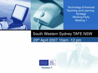 South Western Sydney TAFE NSW